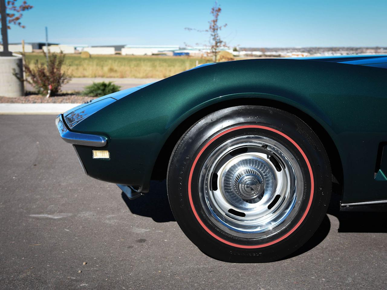 Large Picture of '68 Chevrolet Corvette located in O'Fallon Illinois Offered by Gateway Classic Cars - Denver - M9KE
