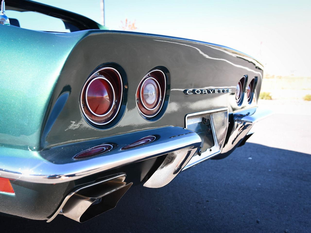 Large Picture of Classic 1968 Chevrolet Corvette Offered by Gateway Classic Cars - Denver - M9KE