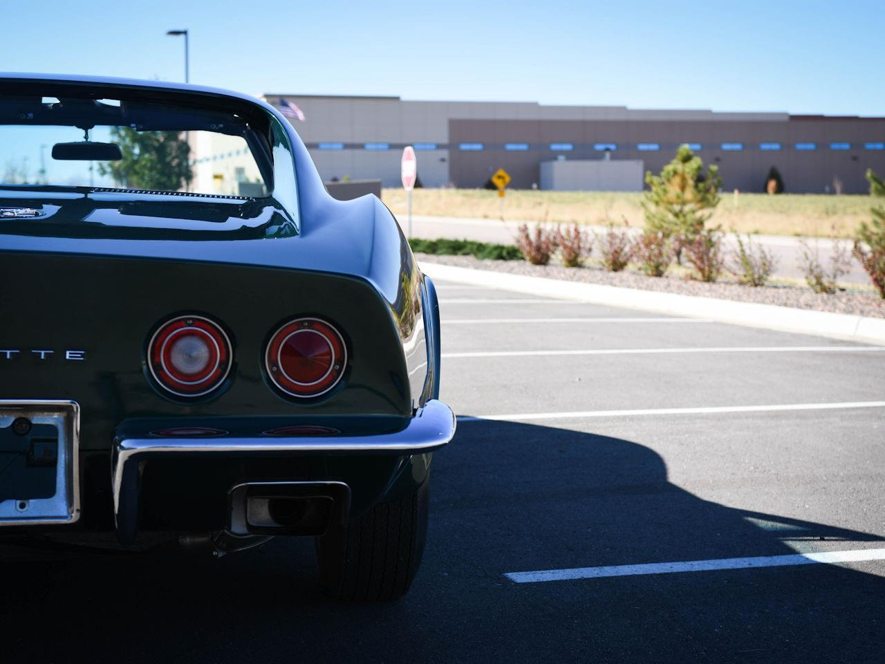 Large Picture of Classic 1968 Chevrolet Corvette - M9KE