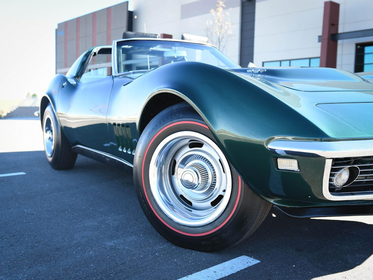 Large Picture of Classic 1968 Chevrolet Corvette located in Illinois - $27,995.00 - M9KE