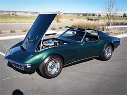 Picture of Classic '68 Corvette located in O'Fallon Illinois - $27,995.00 - M9KE