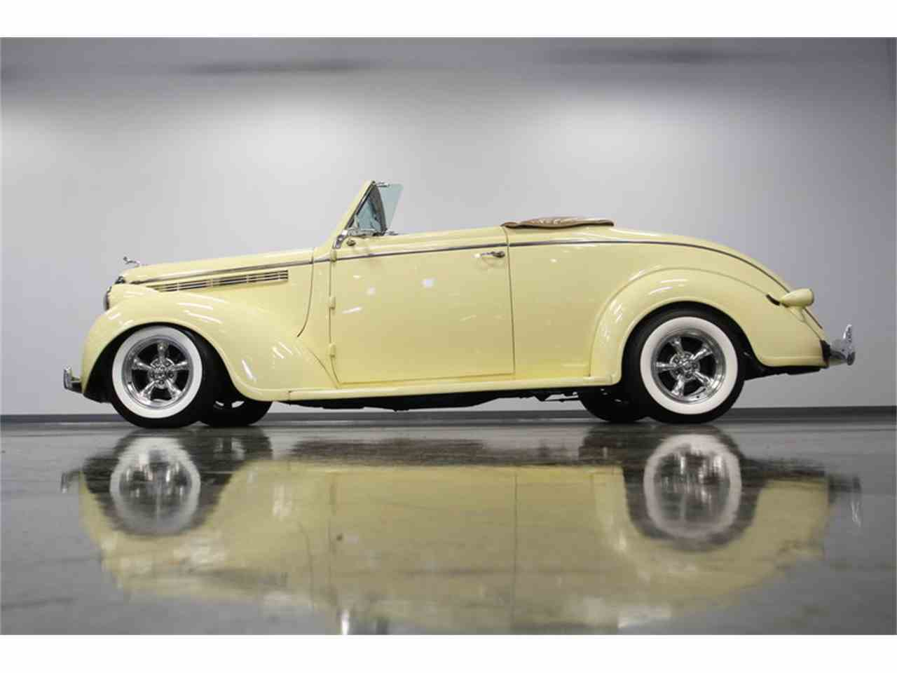 1938 dodge d8 convertible coupe for sale cc 1038833. Black Bedroom Furniture Sets. Home Design Ideas