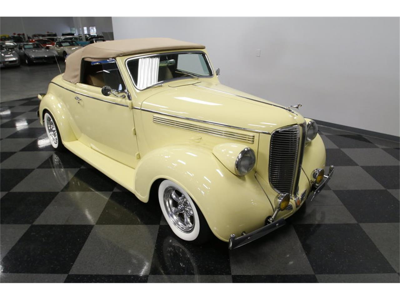 Large Picture of '38 D8 Convertible Coupe - M9KH