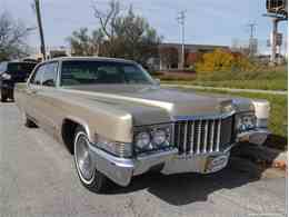 Picture of Classic '70 Fleetwood Brougham located in Alsip Illinois - $12,900.00 Offered by Midwest Car Exchange - M9KI