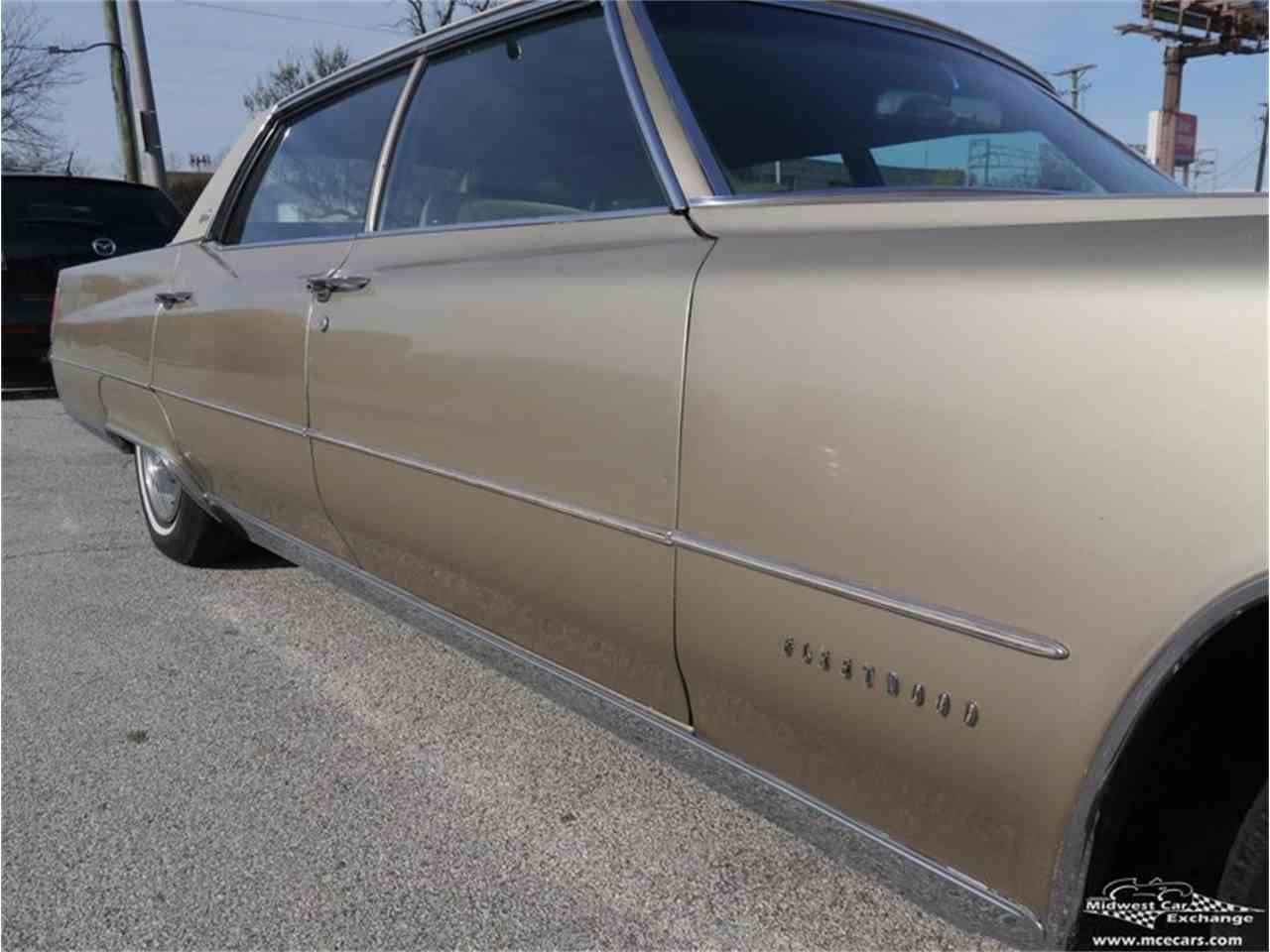 Large Picture of 1970 Cadillac Fleetwood Brougham located in Alsip Illinois - $12,900.00 Offered by Midwest Car Exchange - M9KI