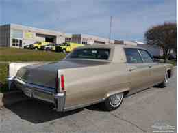 Picture of 1970 Fleetwood Brougham Offered by Midwest Car Exchange - M9KI