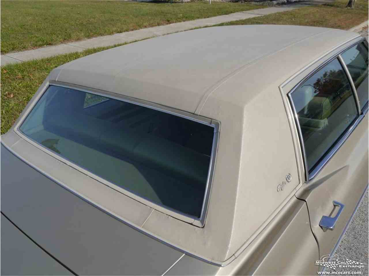 Large Picture of '70 Cadillac Fleetwood Brougham located in Illinois - $12,900.00 - M9KI