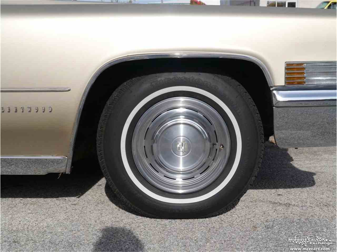 Large Picture of 1970 Cadillac Fleetwood Brougham - $12,900.00 - M9KI