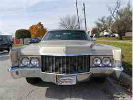 Picture of 1970 Fleetwood Brougham located in Illinois Offered by Midwest Car Exchange - M9KI