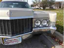 Picture of '70 Cadillac Fleetwood Brougham - $12,900.00 Offered by Midwest Car Exchange - M9KI
