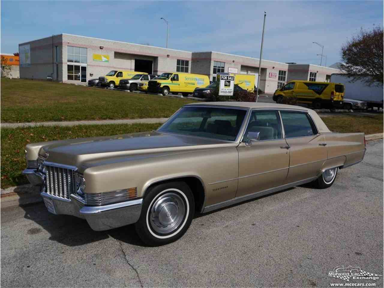 Large Picture of 1970 Fleetwood Brougham located in Alsip Illinois - $12,900.00 - M9KI