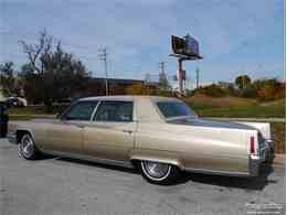 Picture of Classic '70 Cadillac Fleetwood Brougham located in Alsip Illinois - $12,900.00 Offered by Midwest Car Exchange - M9KI