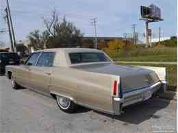 Picture of Classic 1970 Cadillac Fleetwood Brougham located in Alsip Illinois Offered by Midwest Car Exchange - M9KI
