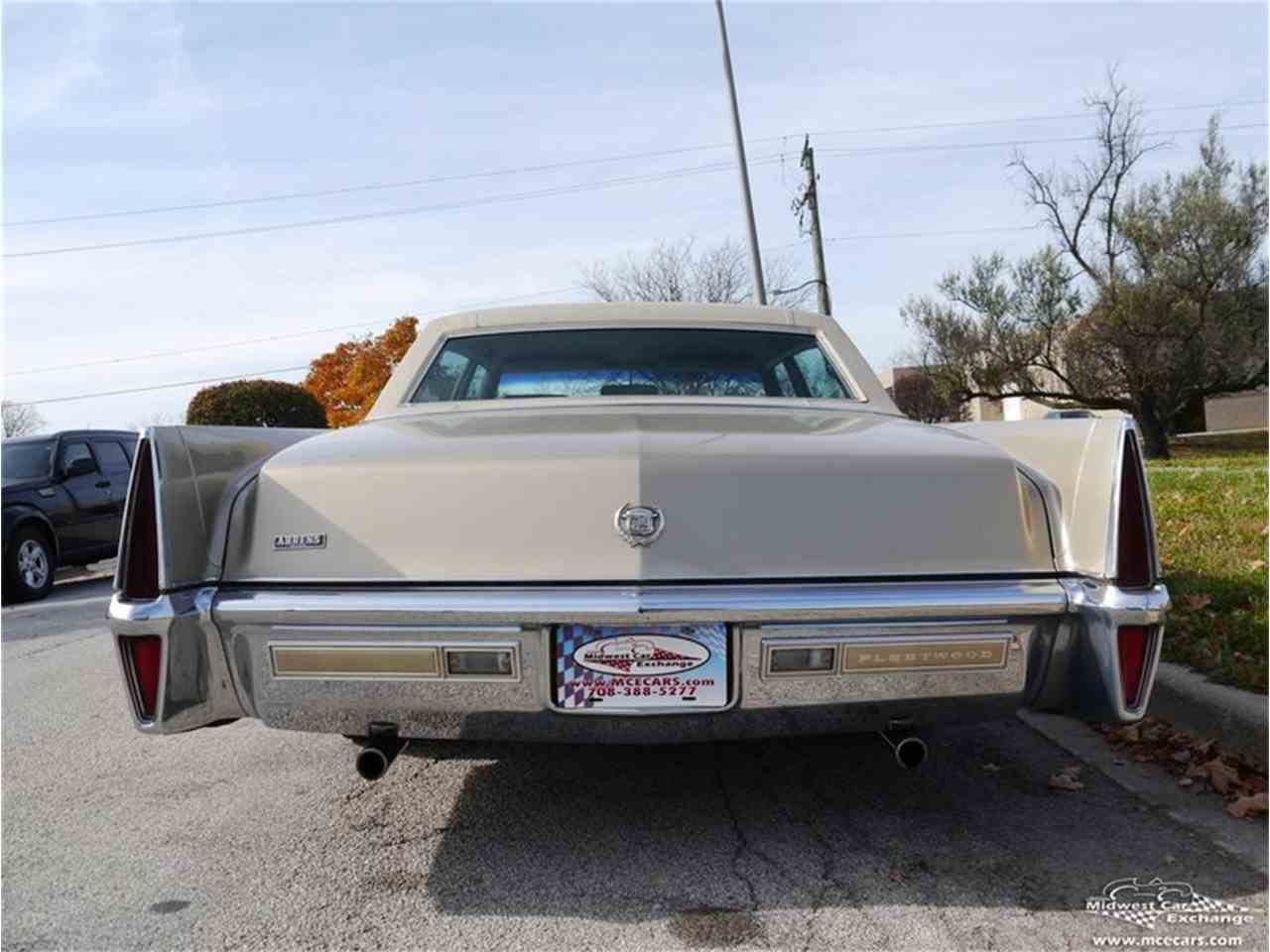Large Picture of Classic 1970 Cadillac Fleetwood Brougham - M9KI