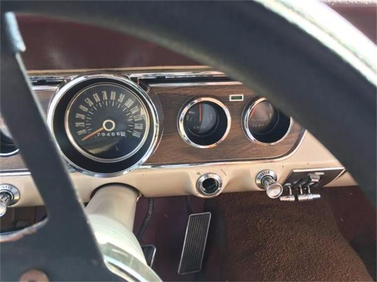 Large Picture of '66 Mustang - M9L4