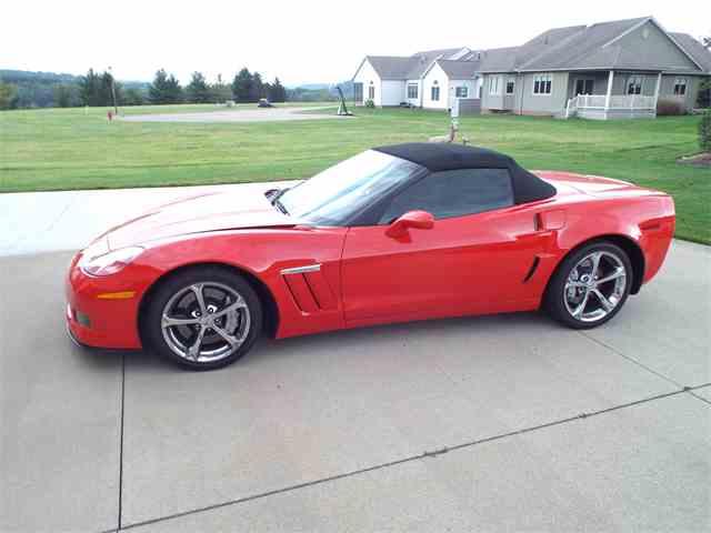 Picture of '11 Corvette - M3FX
