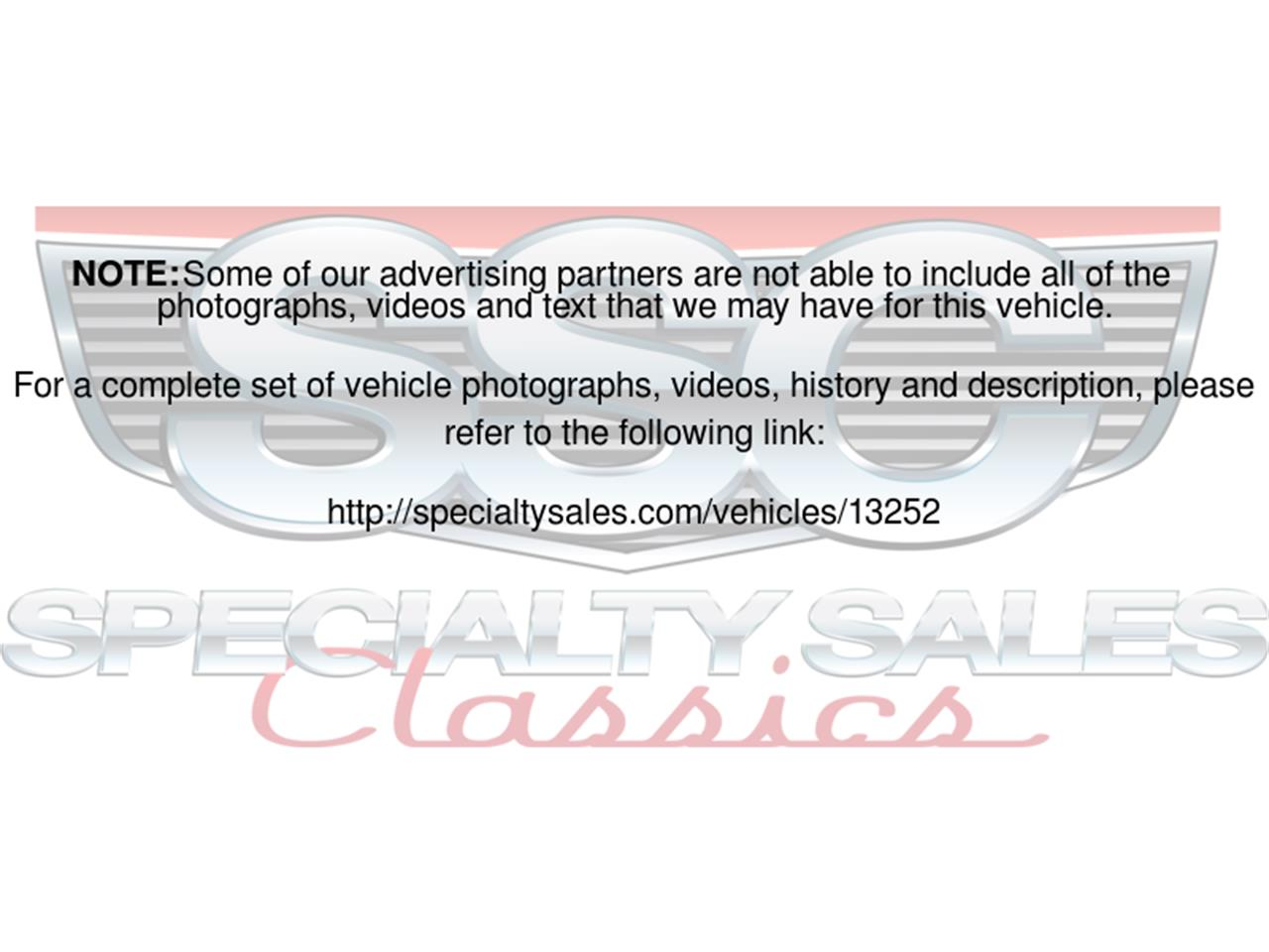 Large Picture of 2007 300 Offered by Specialty Sales Classics - M9O4
