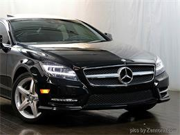 Picture of '14 CLS-Class - M9OQ