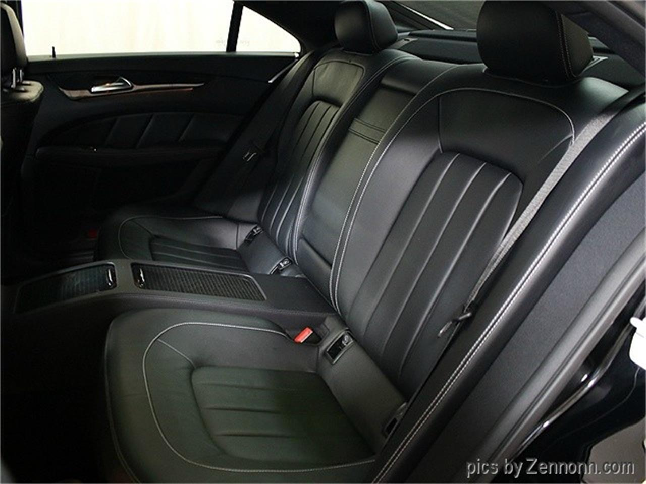 Large Picture of '14 CLS-Class - M9OQ