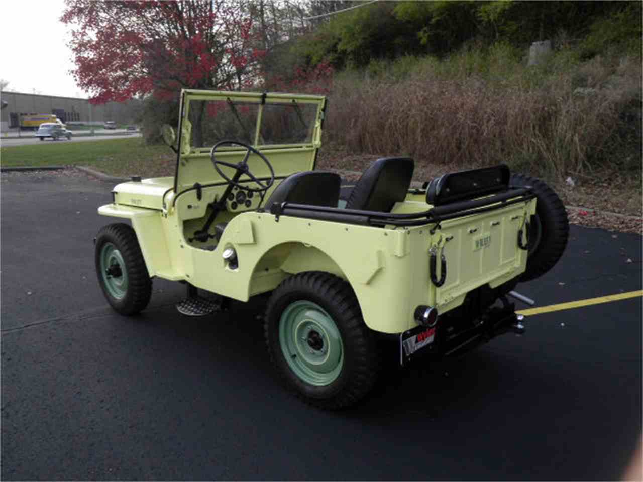 Large Picture of '48 Jeep - M9P4