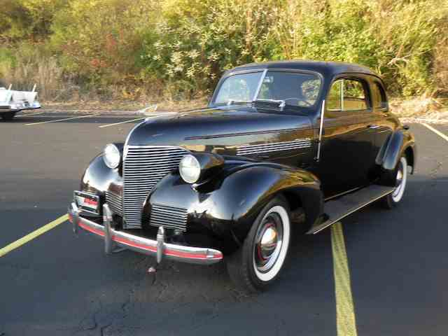 Picture of 1939 Chevrolet Master located in Ohio Auction Vehicle - M9PA