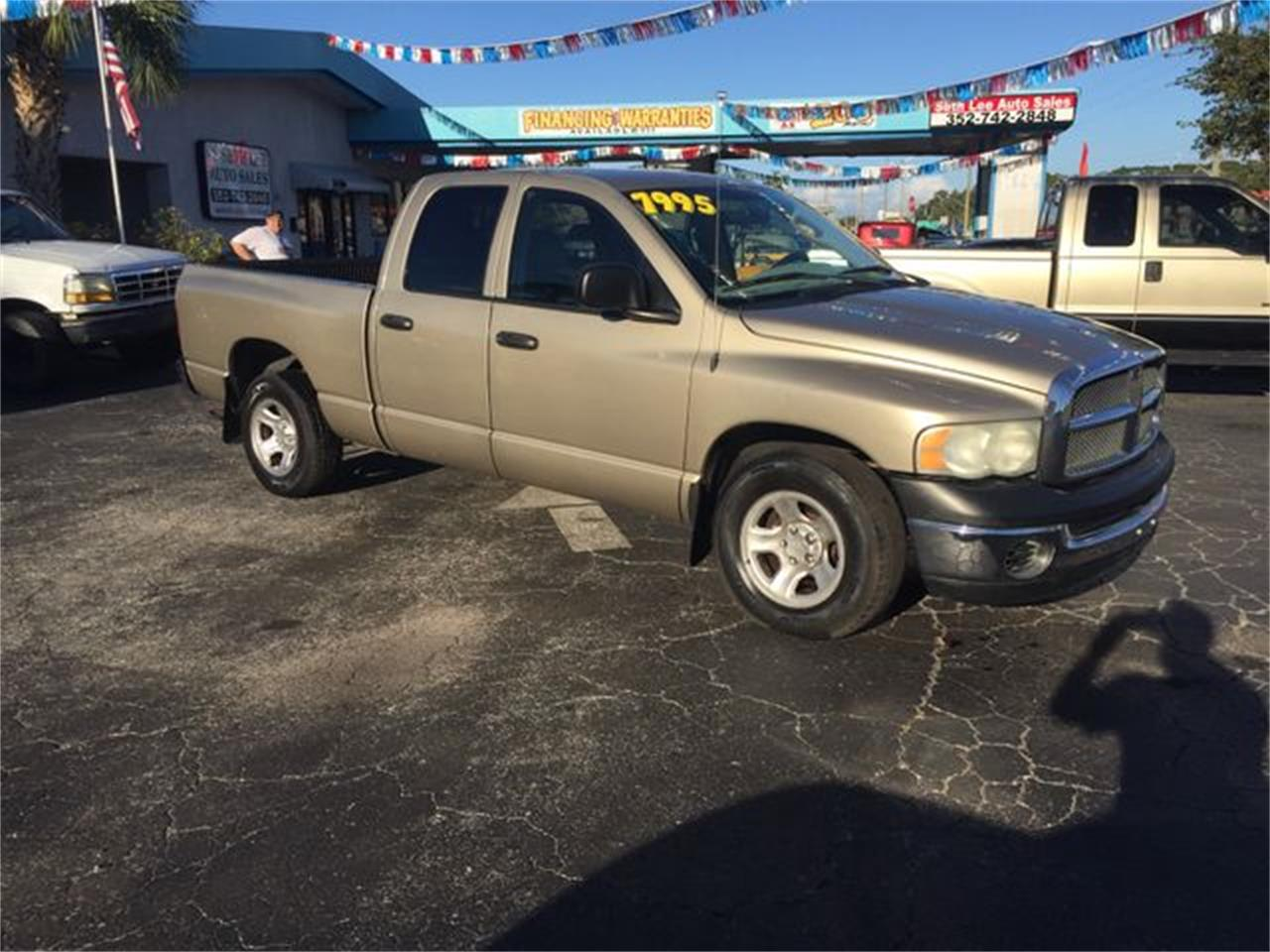 Large Picture of 2003 Ram 1500 located in Florida - $6,995.00 - M9PK