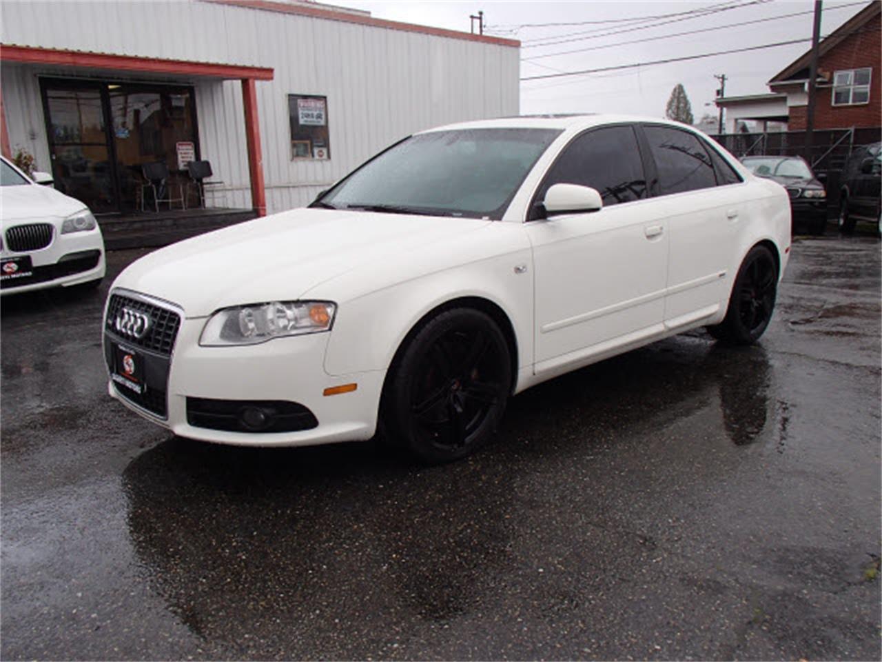 For Sale 2006 Audi A4 In Tacoma Washington