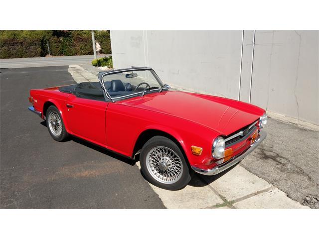 Picture of '71 TR6 - M3G7