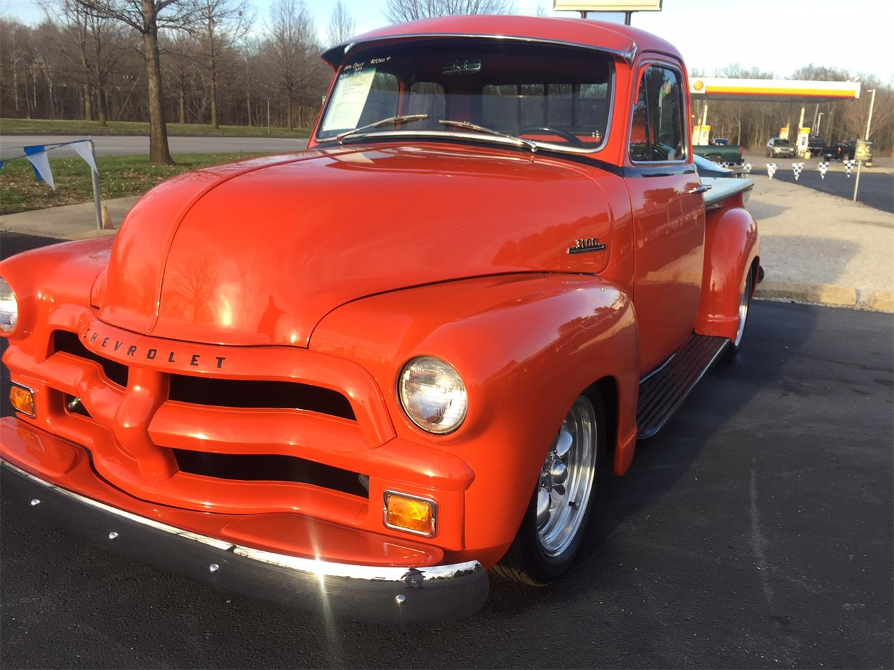 Large Picture of Classic 1954 Chevrolet 3100 located in Paris  Kentucky - $29,900.00 - M9QH