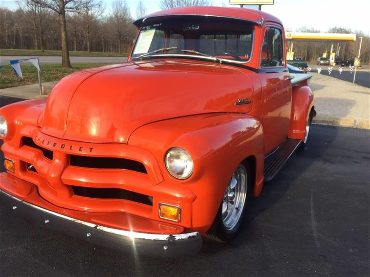 Large Picture of '54 Chevrolet 3100 - $29,900.00 Offered by Central Kentucky Classic Cars LLC  - M9QH