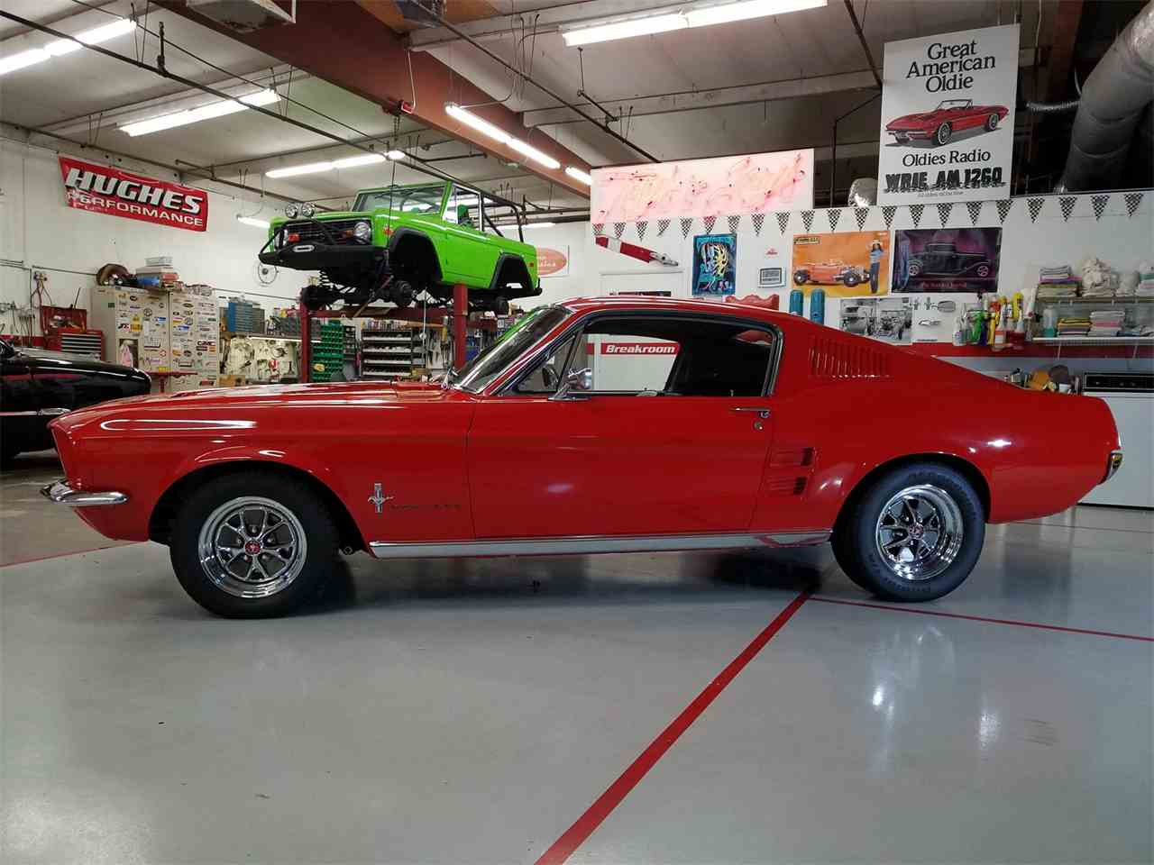 Large Picture of '67 Mustang - M9QJ
