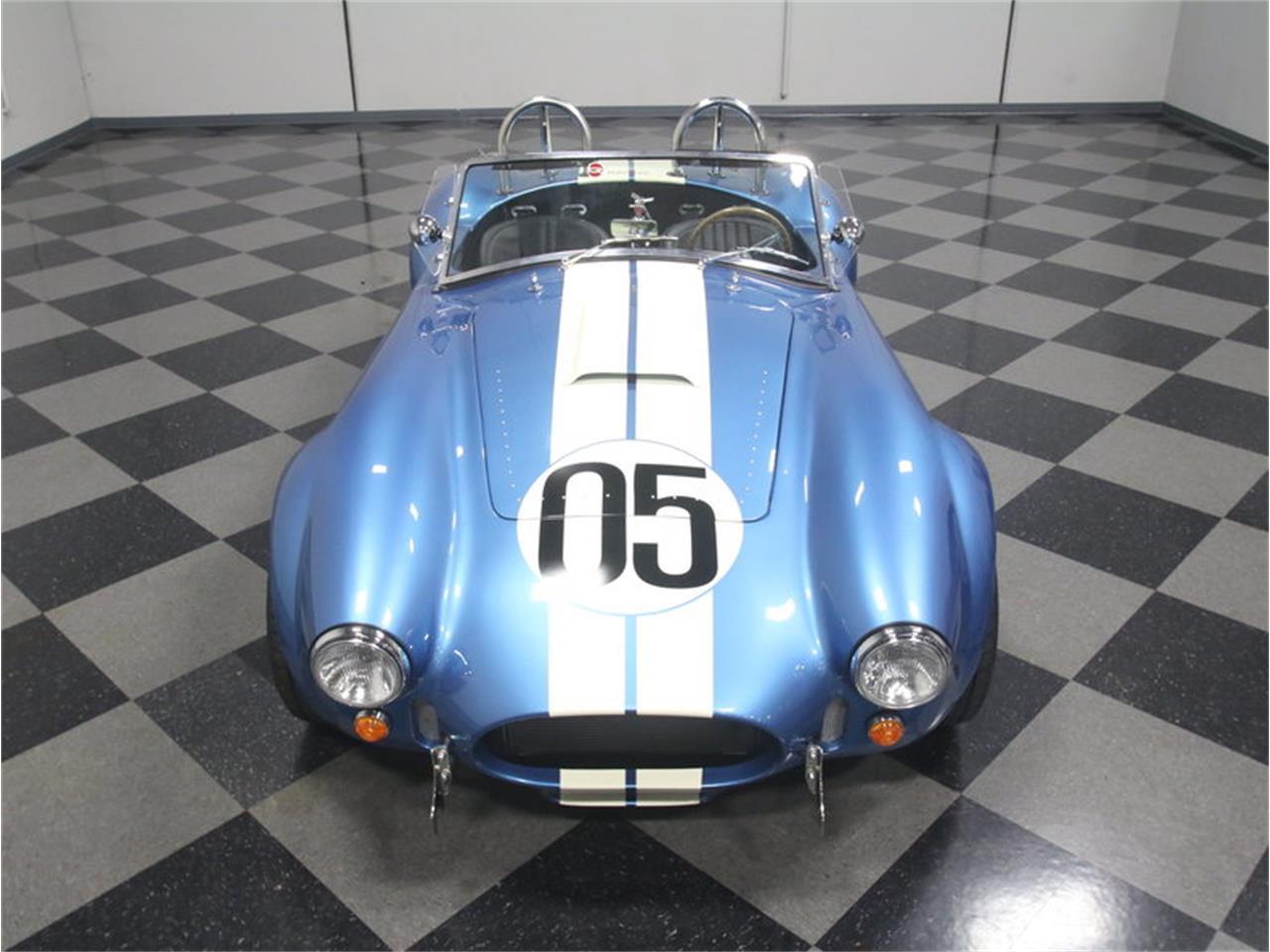 Large Picture of '65 Backdraft Racing Cobra - M9QO