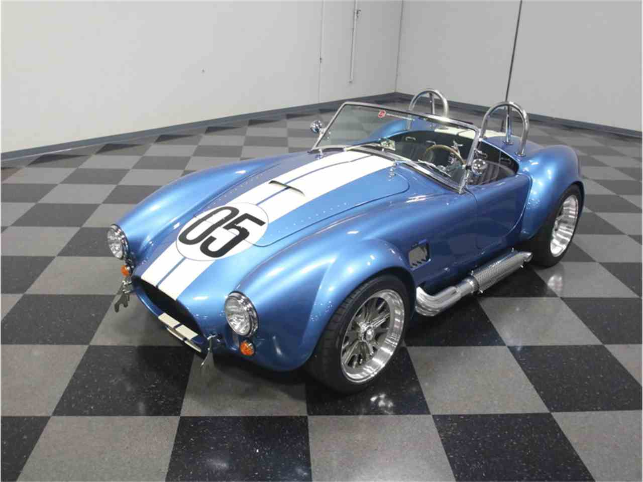 Large Picture of 1965 Backdraft Racing Cobra - $59,995.00 Offered by Streetside Classics - Atlanta - M9QO