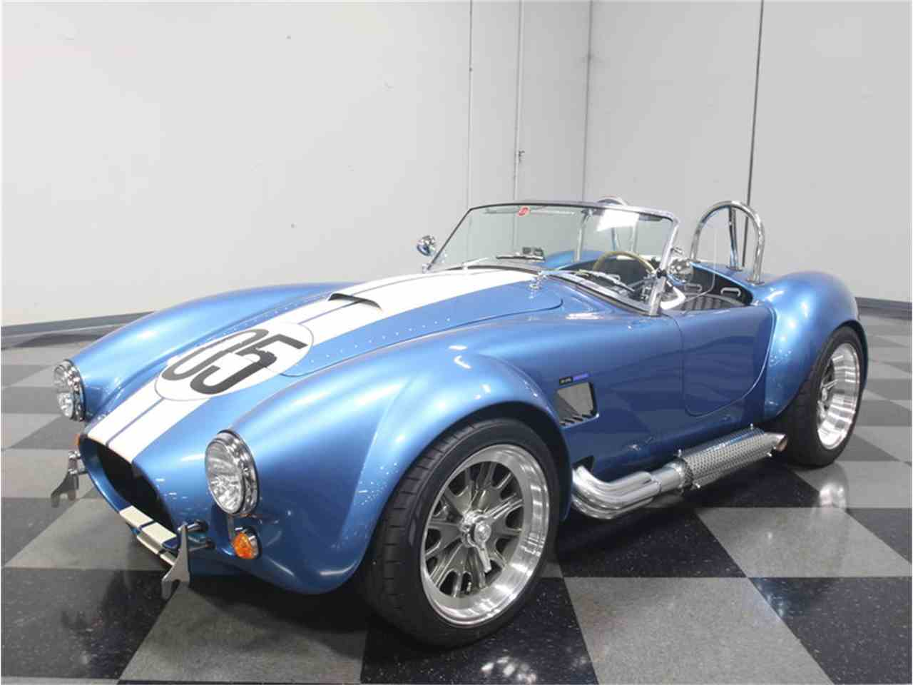 Large Picture of 1965 Backdraft Racing Cobra - $59,995.00 - M9QO