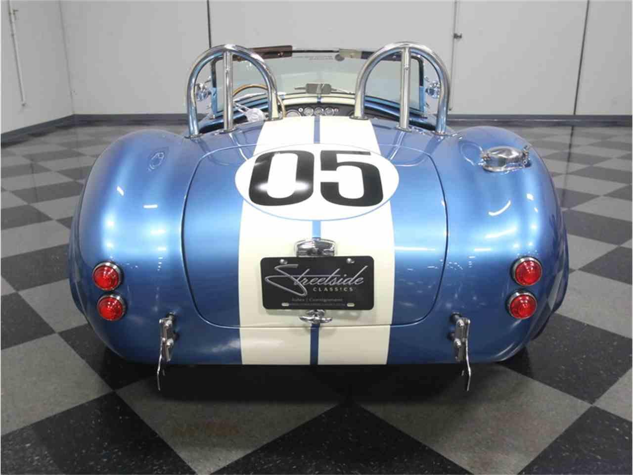 Large Picture of 1965 Backdraft Racing Cobra - M9QO