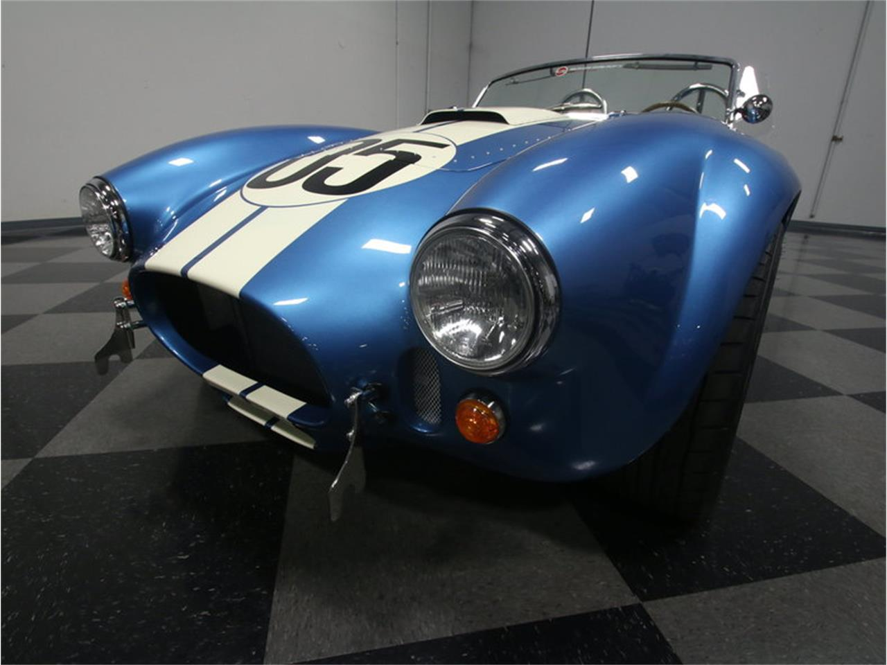 Large Picture of Classic 1965 Backdraft Racing Cobra - M9QO