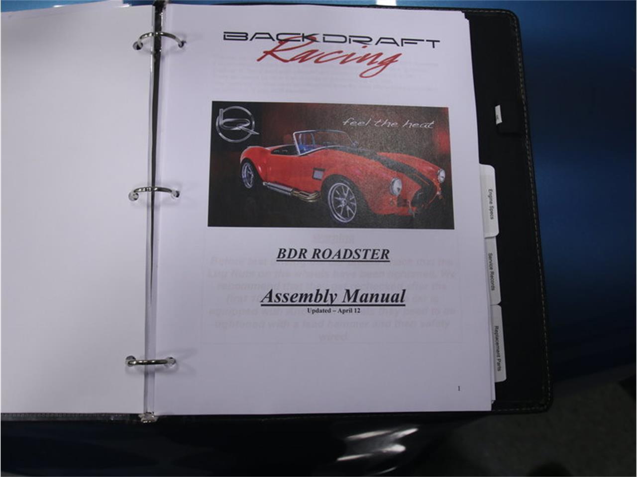Large Picture of '65 Backdraft Racing Cobra - $59,995.00 - M9QO