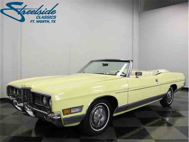 Picture of Classic 1972 LTD located in Ft Worth Texas - $19,995.00 Offered by Streetside Classics - Dallas / Fort Worth - M9QP