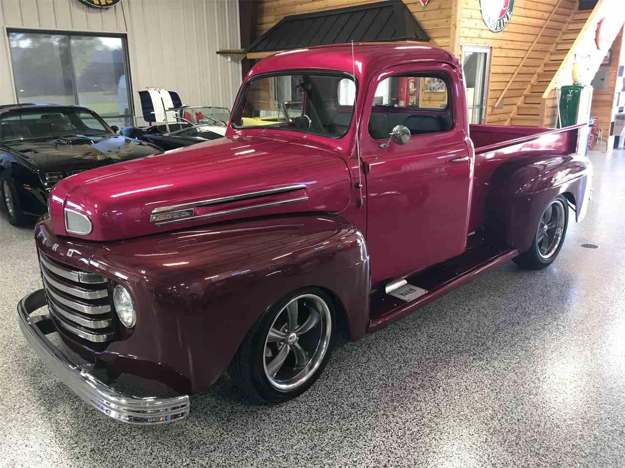 1948 ford pickup for sale cc 1039065. Black Bedroom Furniture Sets. Home Design Ideas