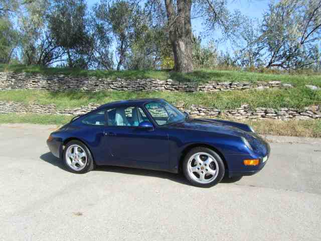 Picture of '95 993/911 Carrera 2 located in NEBRASKA - $64,900.00 Offered by Classic Auto Sales - M9R3