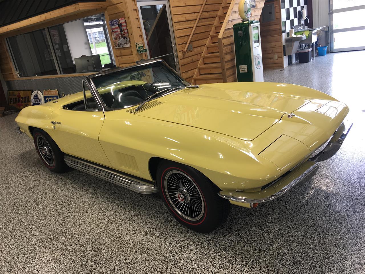 Large Picture of '67 Corvette located in Ohio - $79,900.00 - M9R8