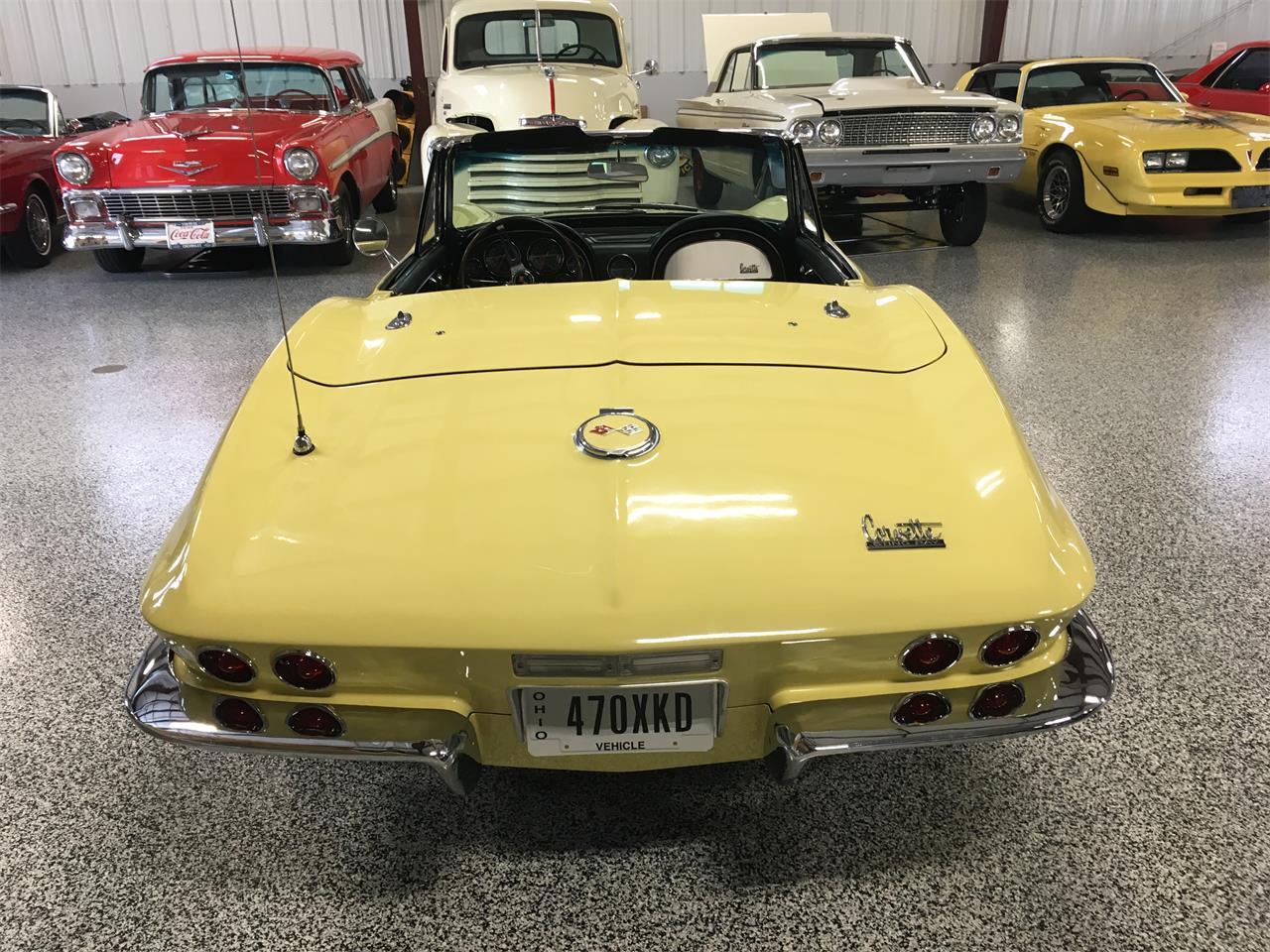 Large Picture of Classic '67 Chevrolet Corvette located in Hamilton Ohio - $79,900.00 - M9R8