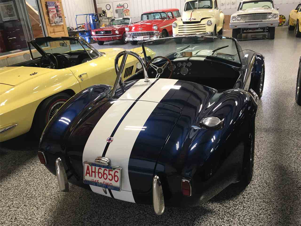 Large Picture of Classic 1965 Shelby Cobra Replica Offered by Special Interest Auto Sales LLC  - M9RB