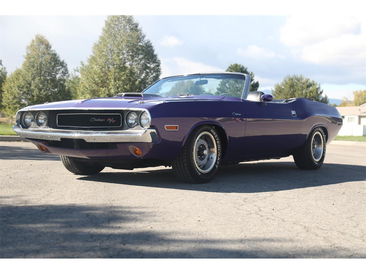 Large Picture of Classic '70 Dodge Challenger located in West Valley City Utah - $89,000.00 - M9RV