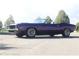 Picture of '70 Dodge Challenger located in West Valley City Utah - M9RV