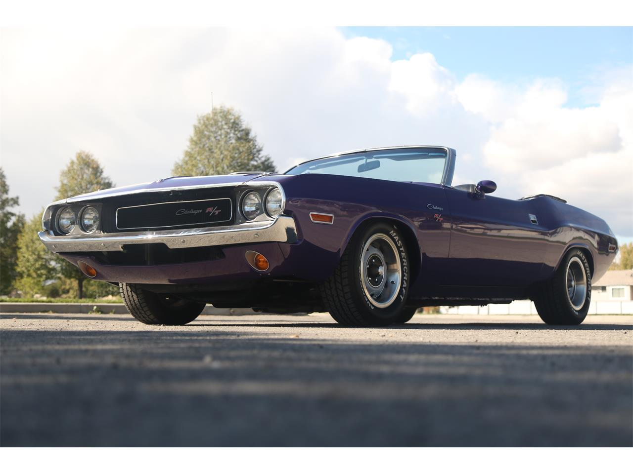 Large Picture of '70 Dodge Challenger - M9RV