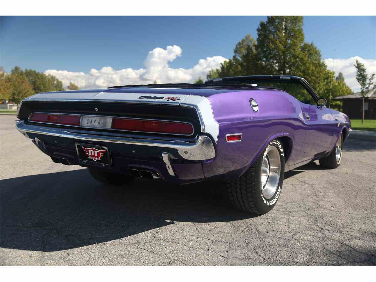 Large Picture of '70 Challenger - M9RV