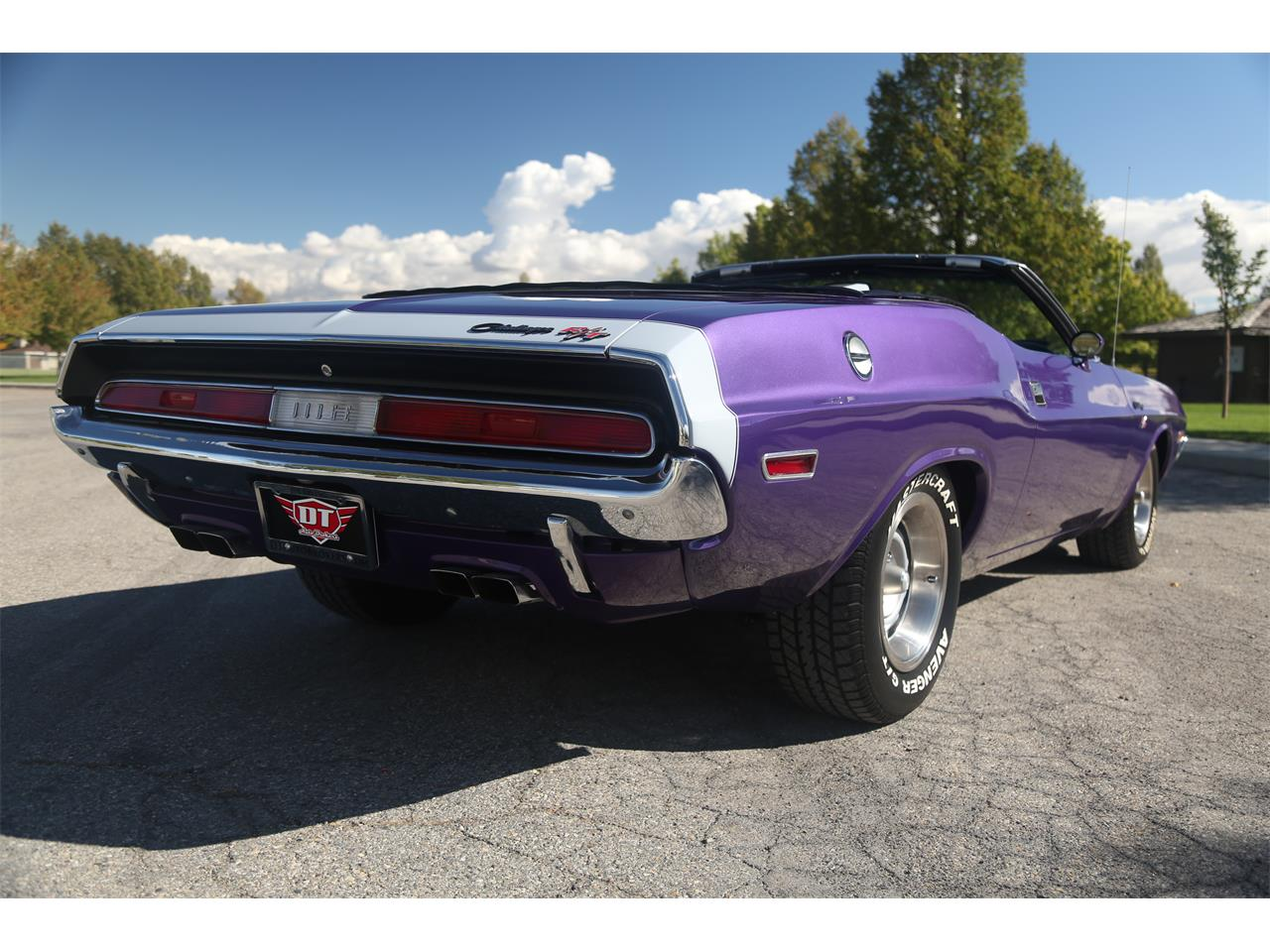 Large Picture of '70 Challenger located in West Valley City Utah - $89,000.00 Offered by DT Auto Brokers - M9RV