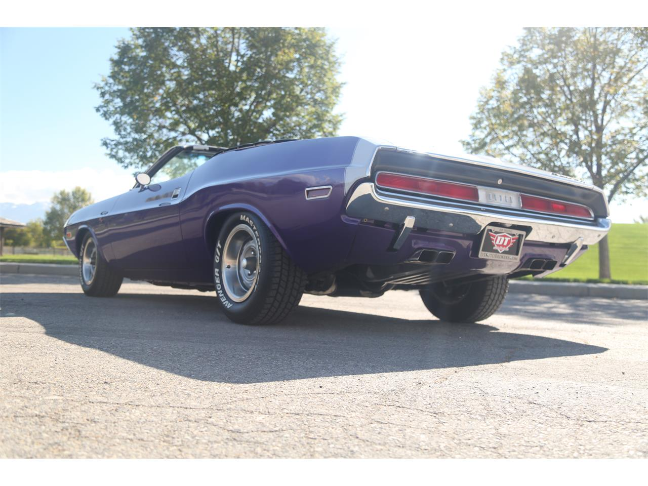Large Picture of 1970 Challenger located in West Valley City Utah Offered by DT Auto Brokers - M9RV