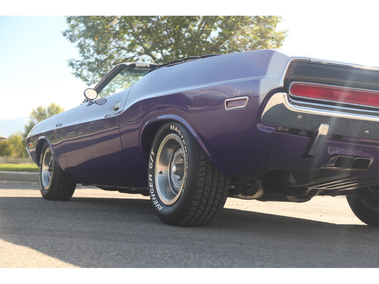 Large Picture of '70 Challenger Offered by DT Auto Brokers - M9RV